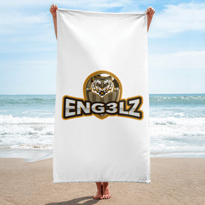 s-en BEACH TOWEL