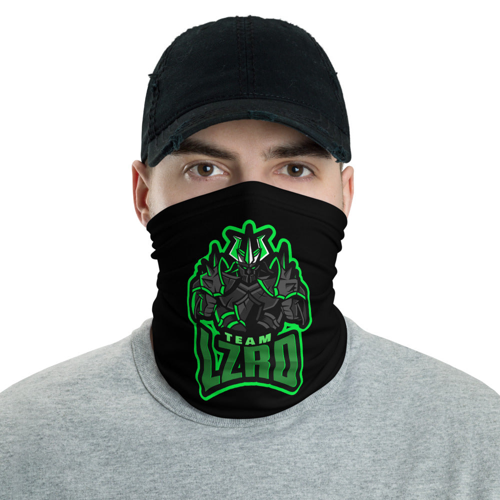 t-lz FACE MASK/ NECK GAITER BLACK
