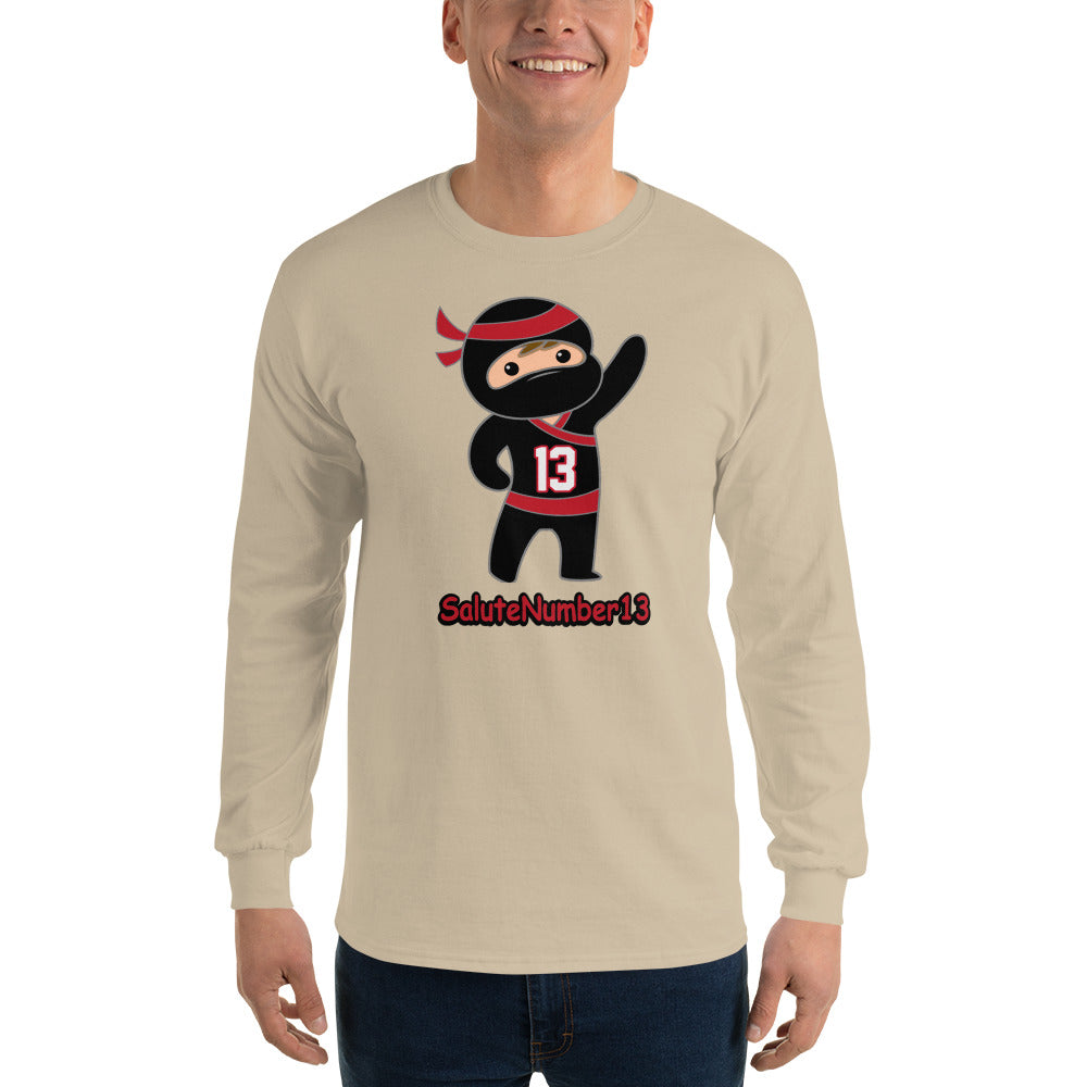 s-s13 ADULT LONG SLEEVE SHIRT