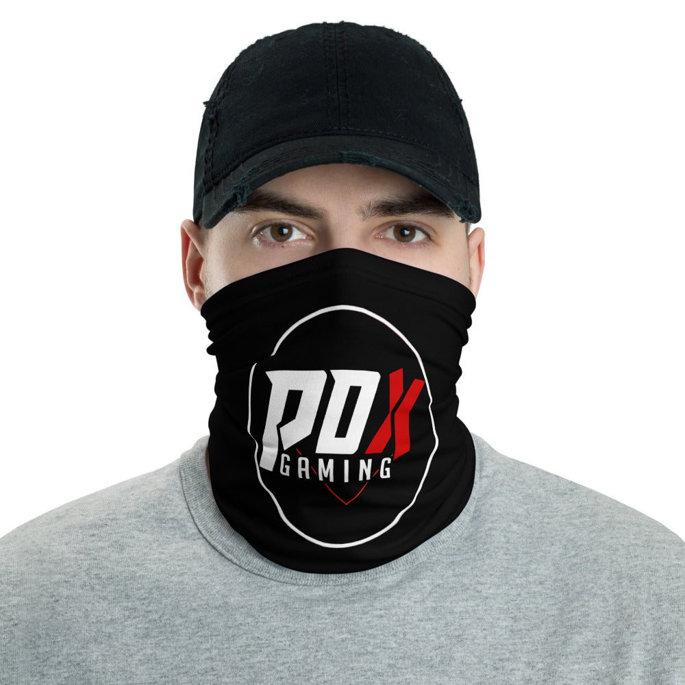 s-pg FACE MASK/ NECK GAITER BLACK