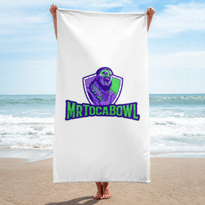 s-mtb BEACH TOWEL
