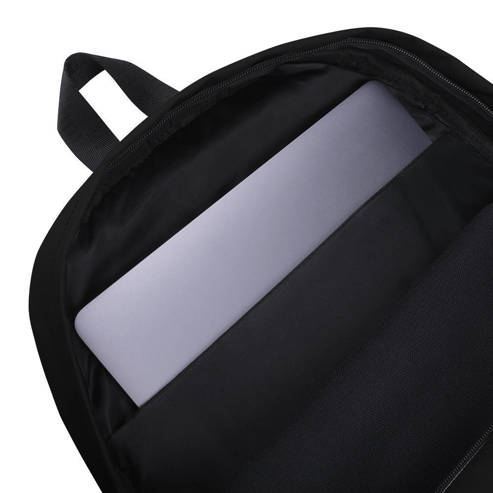 t-pdd ZIP UP BACKPACK