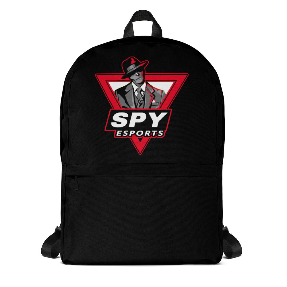 t-spy ZIP UP BACKPACK
