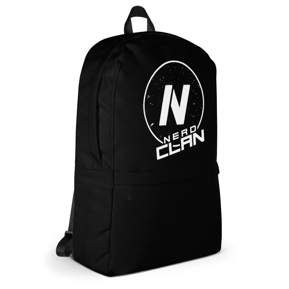 s-nc ZIP UP BACKPACK
