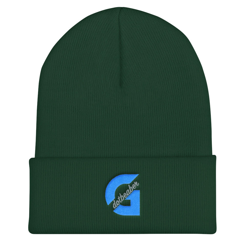 s-gb EMBROIDERED BEANIE