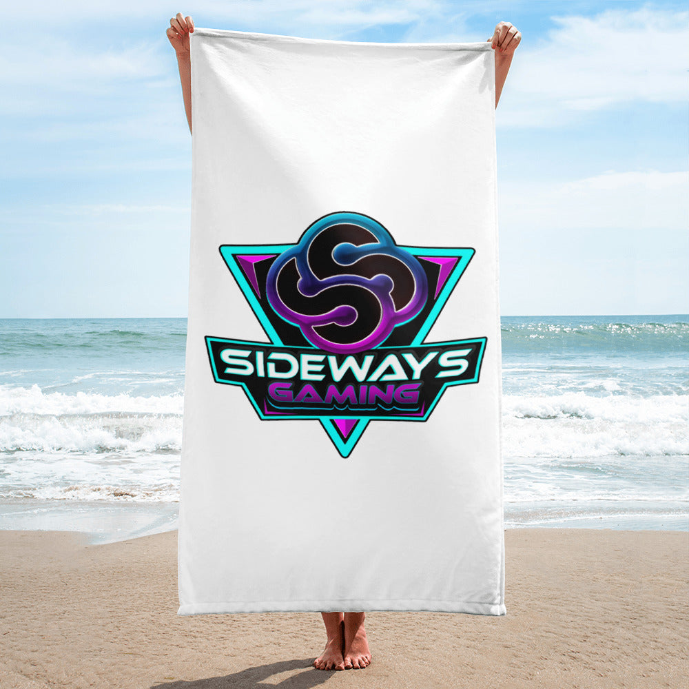 s-sg BEACH TOWEL