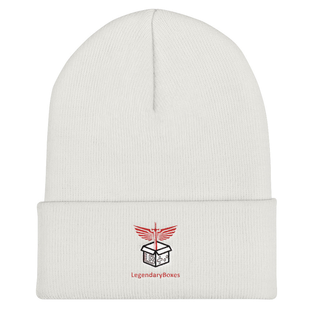 s-lb EMBROIDERED BEANIE!