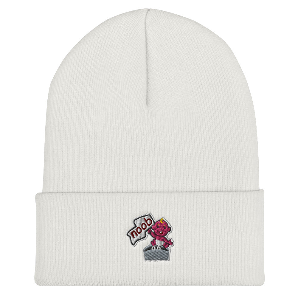 t-no EMBROIDERED BEANIE