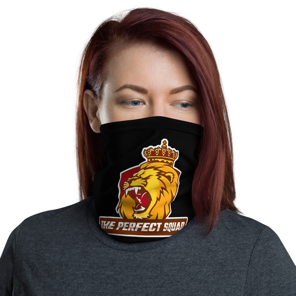 t-tps FACE MASK/ NECK GAITER BLACK