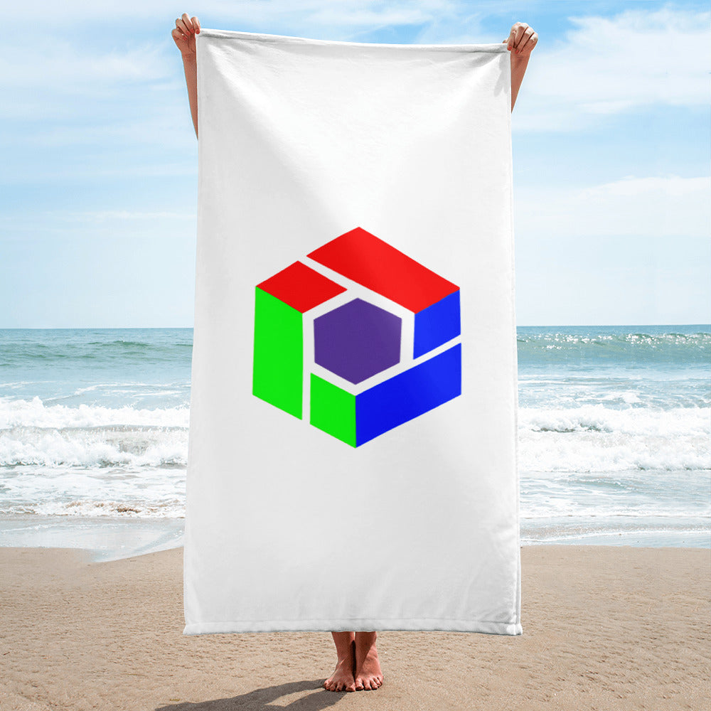 s-cx BEACH TOWEL