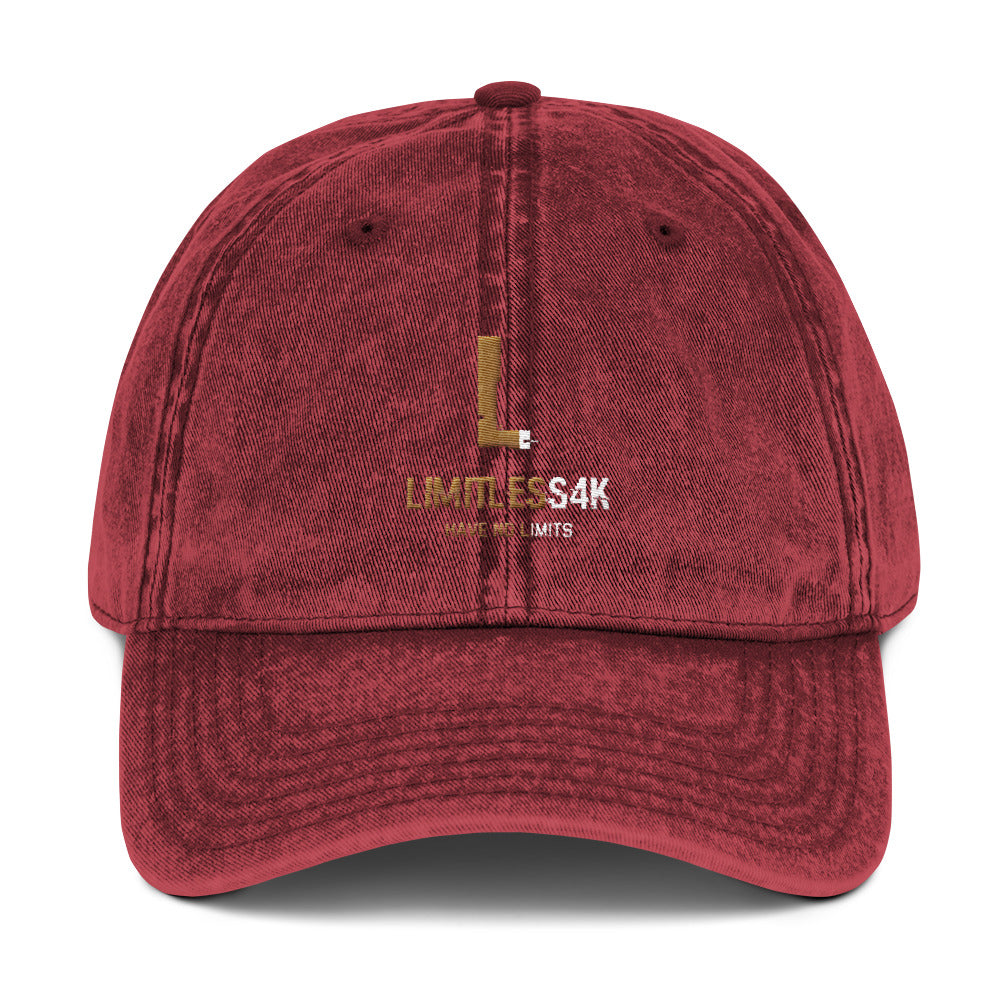 s-l4 EMBROIDERED VINTAGE CAP!