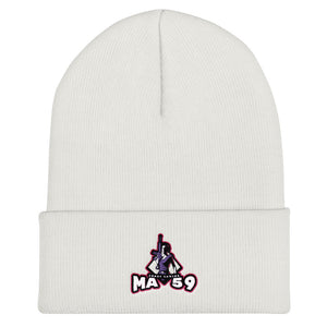 s-cgm EMBROIDERED BEANIE
