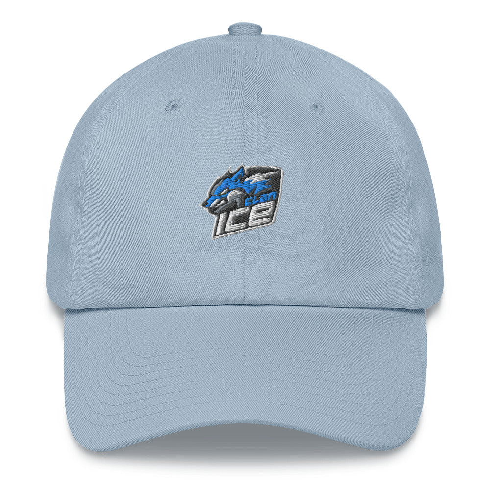 s-ice EMBROIDERED DAD HAT