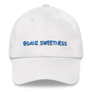 s-da PUFF EMBROIDERED DAD HAT