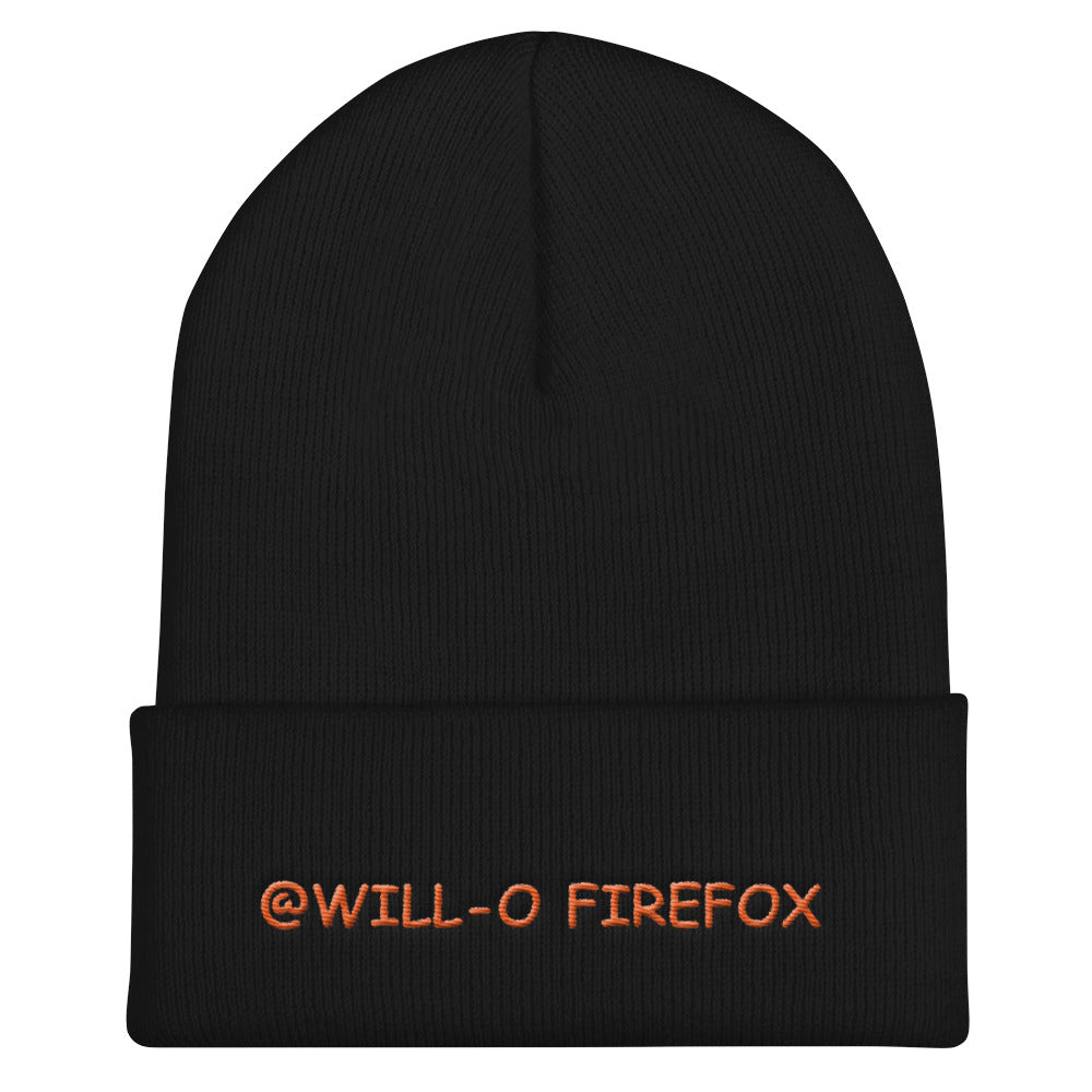s-wo EMBROIDERED BEANIE!