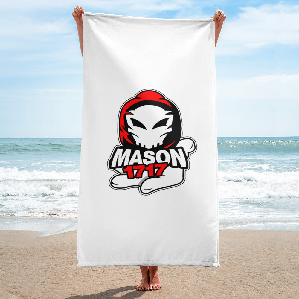 s-m1 BEACH TOWEL