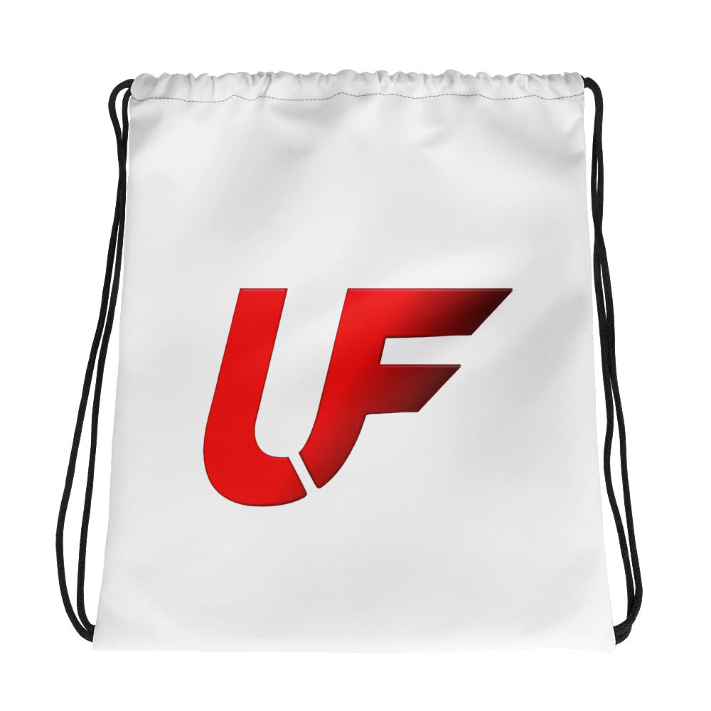 t-ouf DRAWSTRING BACKPACK