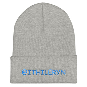 "s-ith EMBROIDERED BEANIE! 50% OFF!!!   ........ (Use code ""STITCH"" at checkout Jan 14th-19th)"