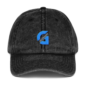 s-gb EMBROIDERED VINTAGE HAT