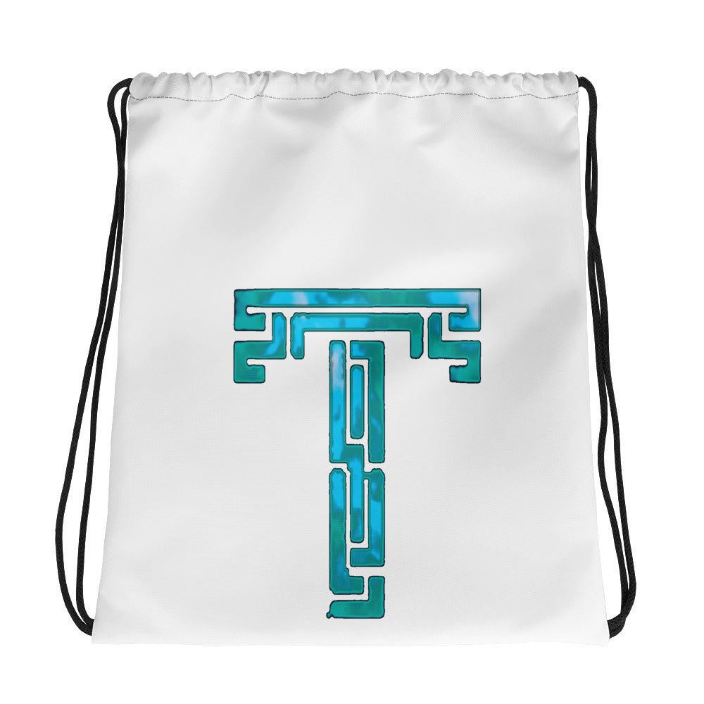 t-tar DRAWSTRING BACKPACK