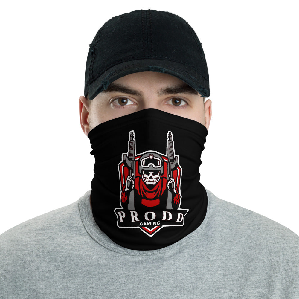 t-pd FACE MASK/ NECK GAITER BLACK