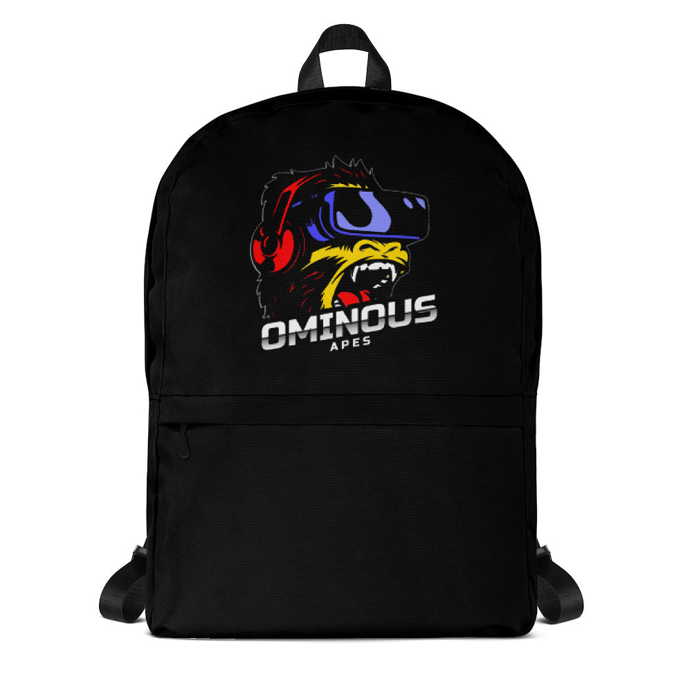 t-oa ZIP UP BACKPACK