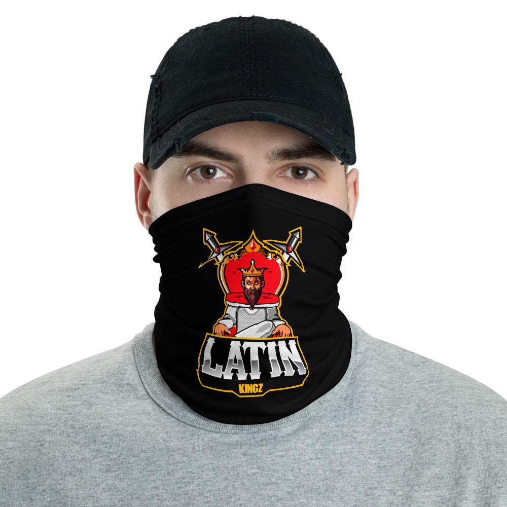 t-lk2 FACE MASK/ NECK GAITER BLACK