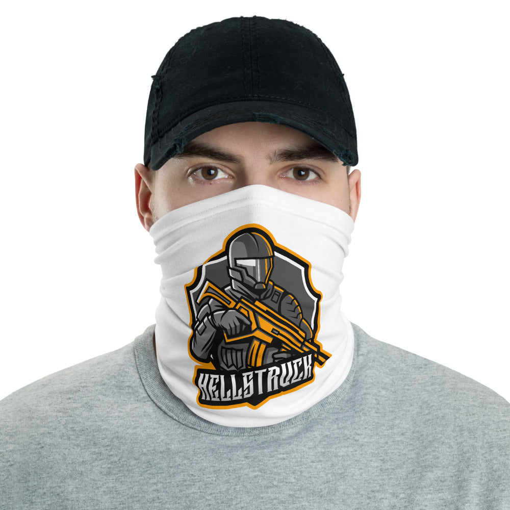 t-he FACE MASK/NECK GAITER!