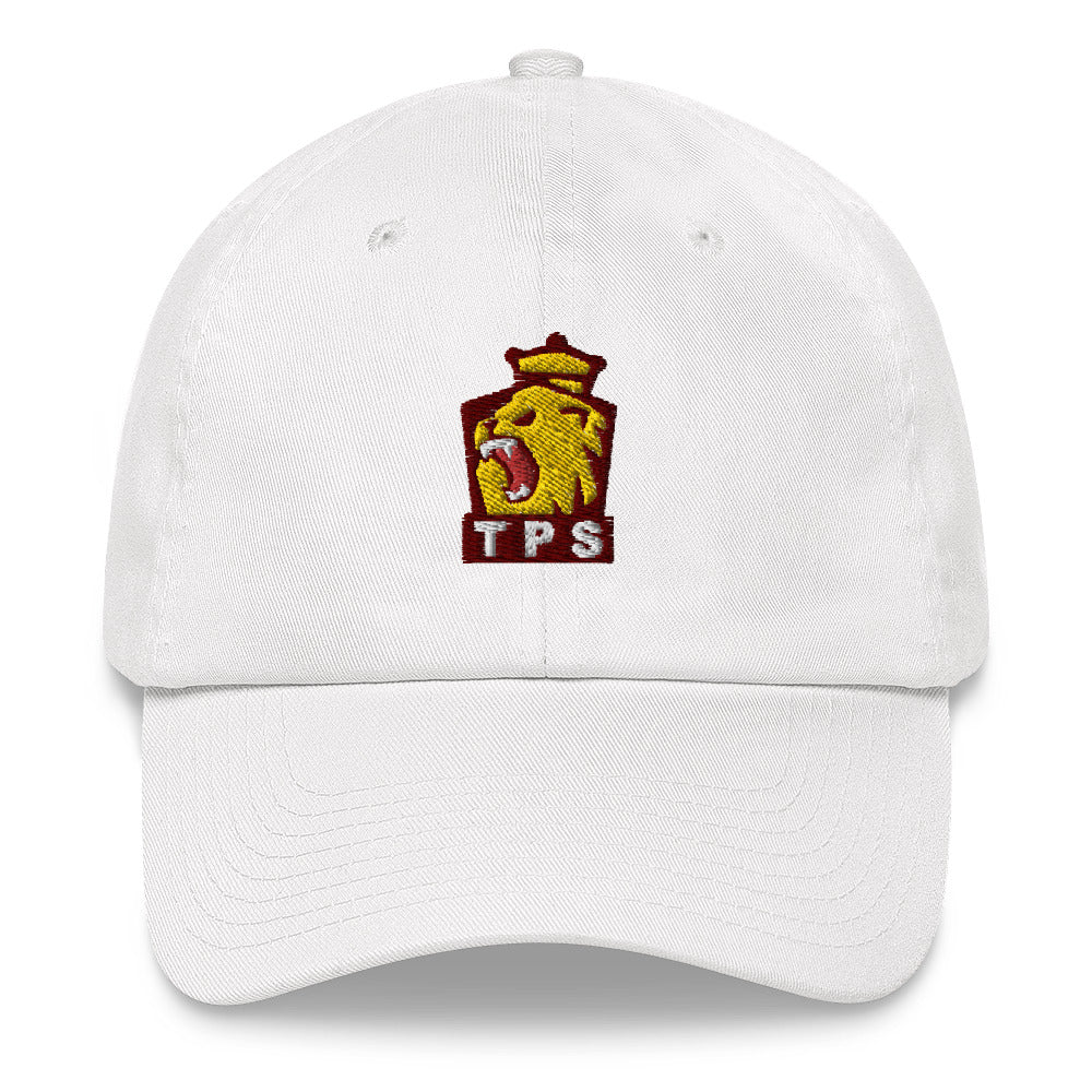t-tps EMBROIDERED DAD HAT