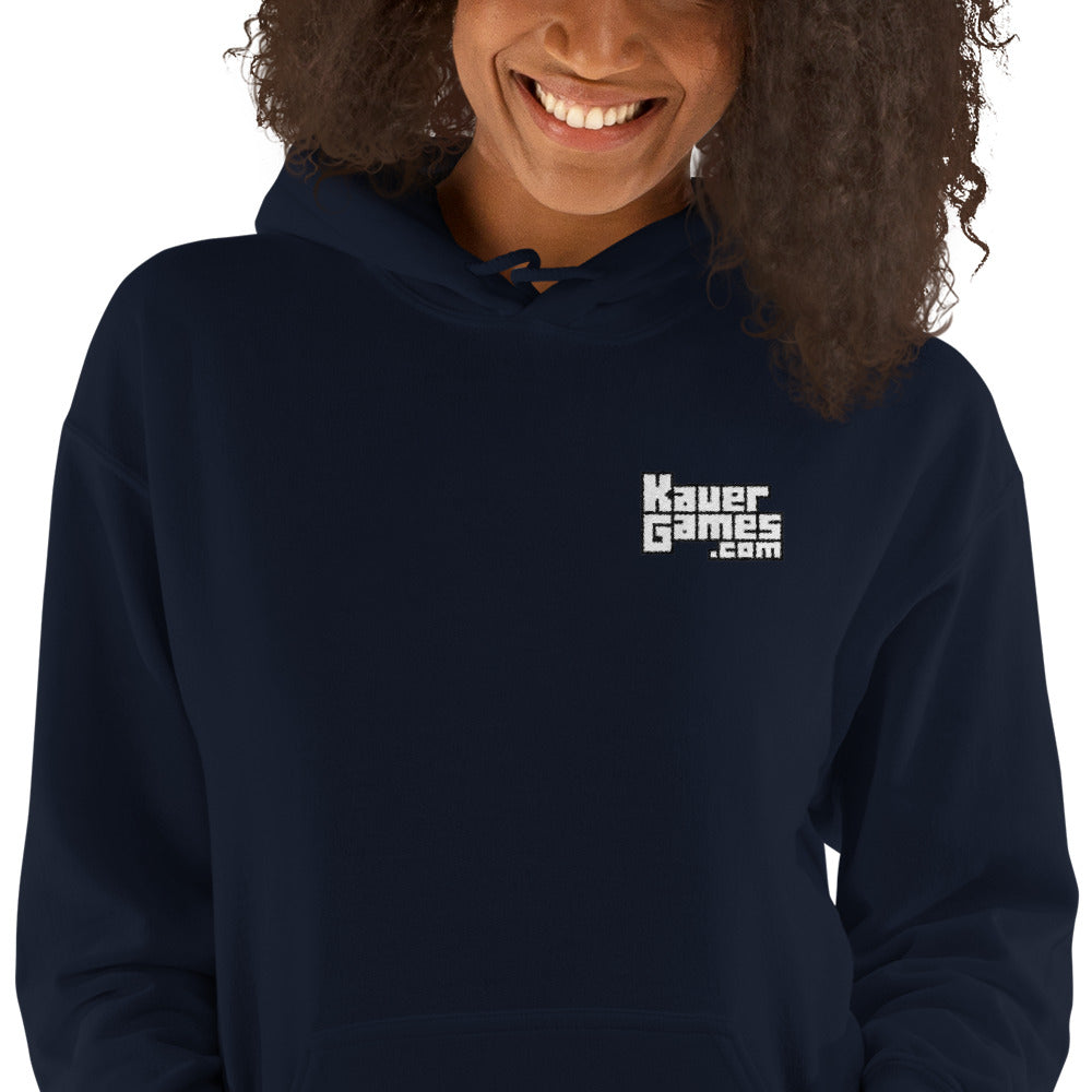 s-kg EMBROIDERED HOODIE!  50% OFF!!! with code STITCH at checkout through Friday Jan 19th