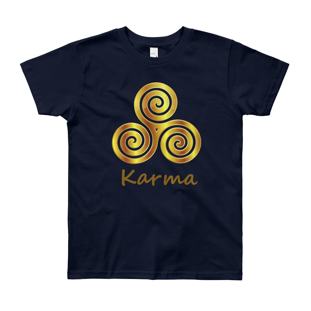 s-kk YOUTH T SHIRT