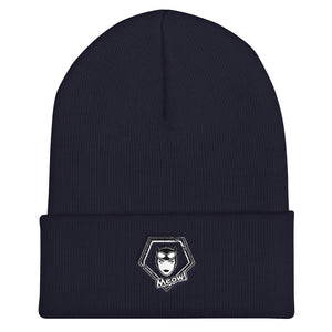 s-wcw EMBROIDERED BEANIE!