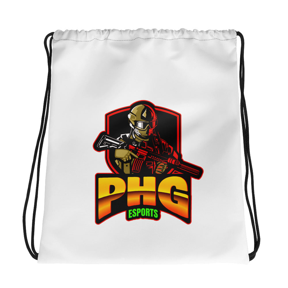 t-phg DRAWSTRING BACKPACK