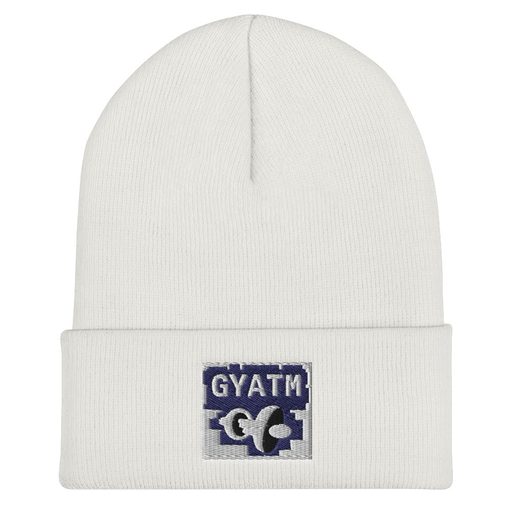 t-ii EMBROIDERED BEANIE