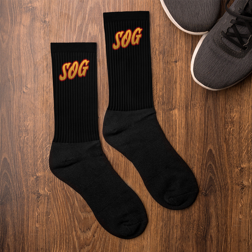 t-sog CUSHIONED BOTTOM SOCKS