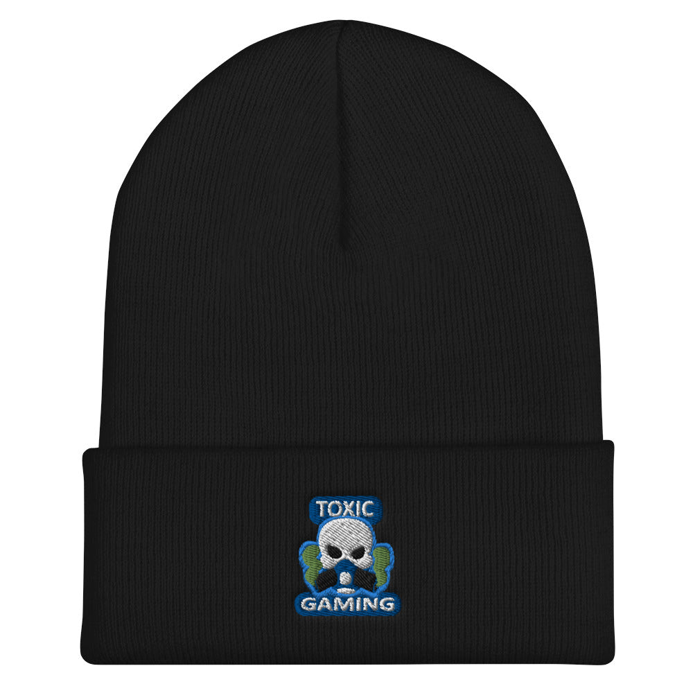 t-tox EMBROIDERED BEANIE