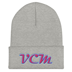 s-vcm EMBROIDERED BEANIE!
