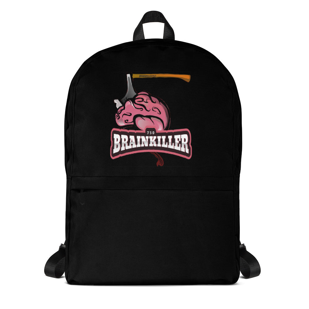 s-bk ZIP UP BACKPACK