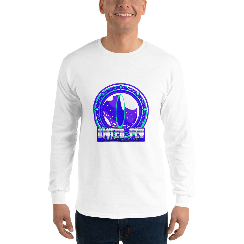 t-ufo LONG SLEEVE SHIRT