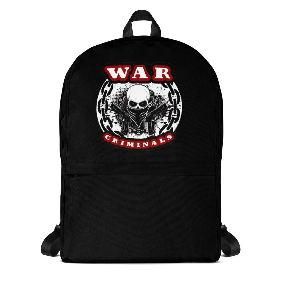 t-wc ZIP UP BACKPACK