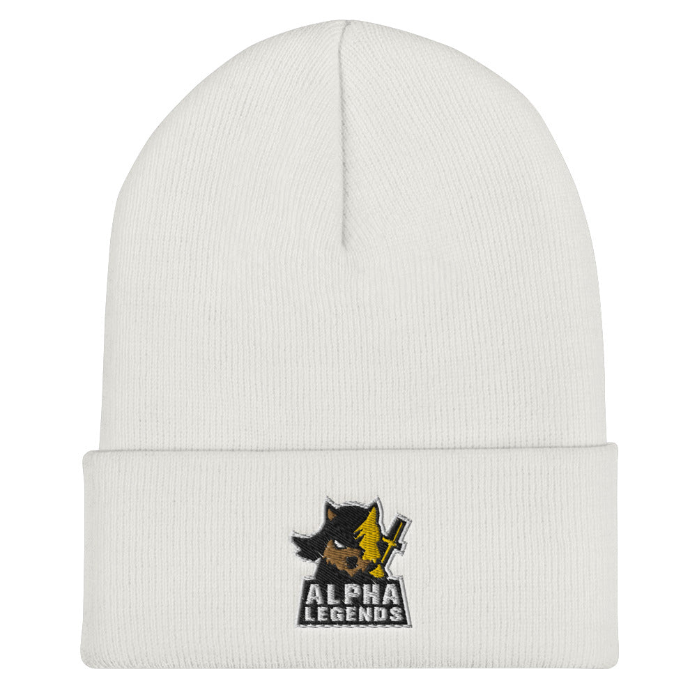 t-al EMBROIDERED BEANIE