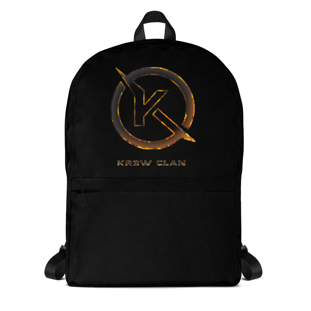 t-k3 ZIP UP BACKPACK