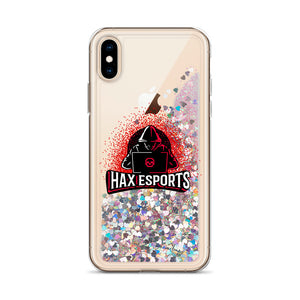 t-hax LIQUID GLITTER iPHONE CASE
