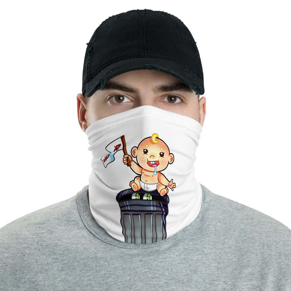 t-no FACE MASK/NECK GAITER!