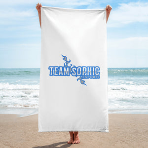 s-so BEACH TOWEL