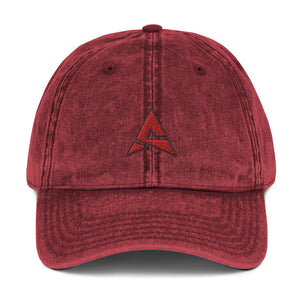 s-ai EMBROIDERED VINTAGE CAP