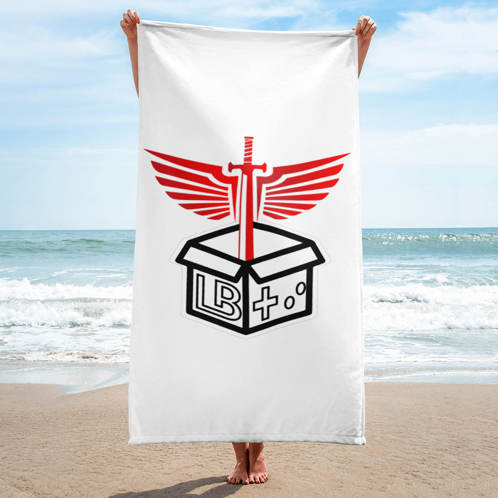 s-lb BEACH TOWEL