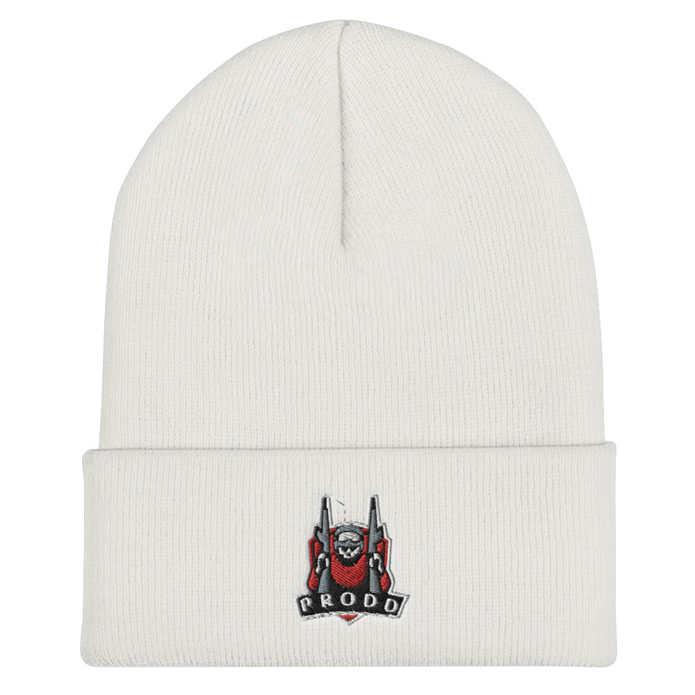t-pdd EMBROIDERED BEANIE