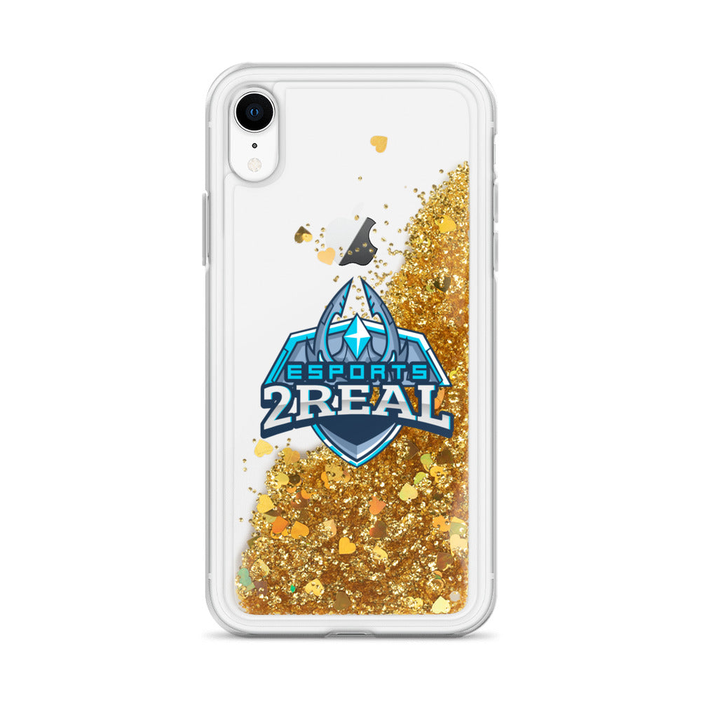 t-2r iPHONE GLITTER CASES