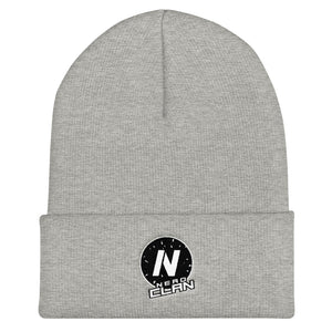 s-nc EMBROIDERED BEANIE